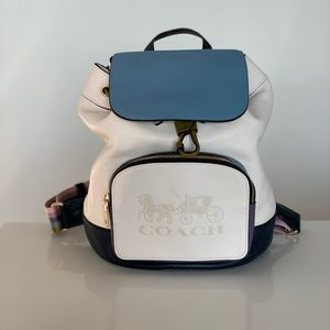 Coach ColorBlock Jes Backpack